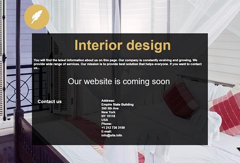 Cebu website maker cebu web services needforweb interior design under construction template website stopboris Gallery
